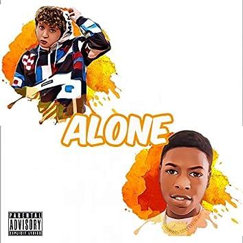 Alone (feat. Reggie Boat)