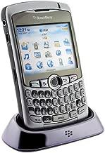 BlackBerry Charging Pod for BlackBerry Curve 8300, 8310, 8320, 8330 (Silver) [Bulk Packaging]