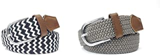 Sponsored Ad – Giant Elastic Mens Casual Belt 2 Pieces Pack Combo, 2221538