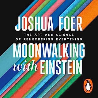 Moonwalking with Einstein cover art