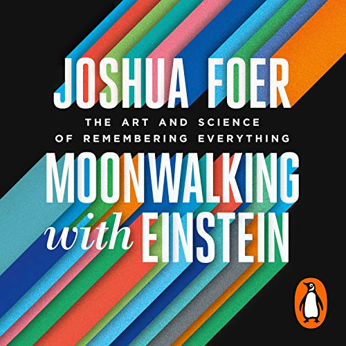 Couverture de Moonwalking with Einstein