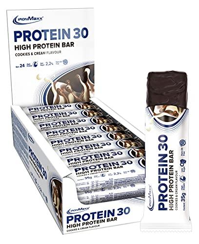 IronMaxx IronMaxx 30 Proteinriegel, Geschmack Cookies Bild