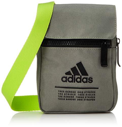 adidas CL ORG S, Organizador para bolso Hombres, VERLEG/SELISO (Multicolor), Única