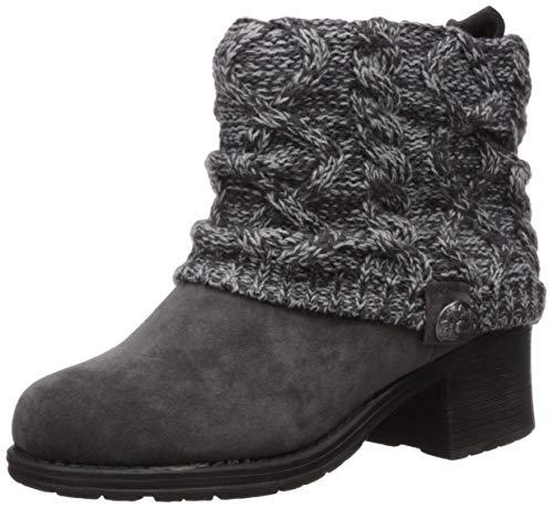 MUK LUKS Women's Haley Boots - Grey