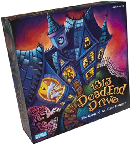 1313 Dead End Drive - Board Game by Hasbro