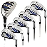 Ram Golf EZ3 Mens Right Hand Iron Set 5-6-7-8-9-PW - Free Hybrid Included