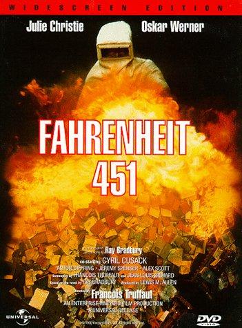 Fahrenheit 451 B00000FYZI Book Cover