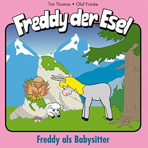 Freddy als Babysitter cover art