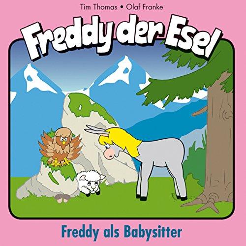 Freddy als Babysitter Titelbild