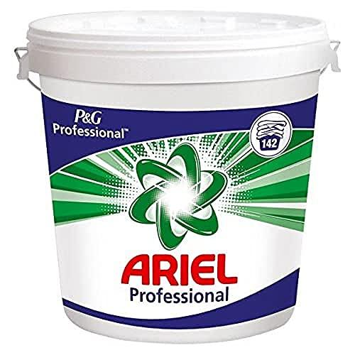 Ariel Professional Actilift Lessive en Poudre dans Seau Refermable, 150 Lavages, 9,75 kg