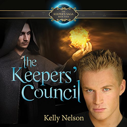 Keepers' Council audiobook cover art