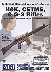 Cetme Firearm Manual