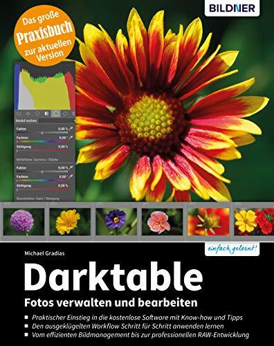 Darktable: Fotos verwalten und bearbeiten