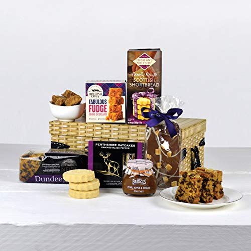 Scottish Hamper - Scottish Artisan Fayre, Non Alcoholic Hamper