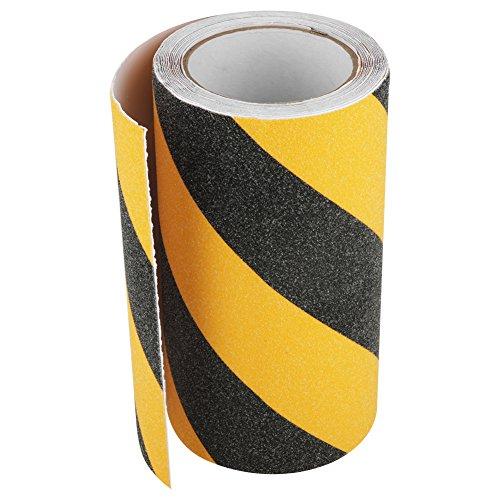 Zelfklevende PVC anti-slip tape slijtvaste lijm Backed veiligheid vloeren sterke grip schuurmiddel