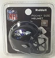 Baltimore Ravens Riddell Speed Pocket Pro Football Helmet - New in package