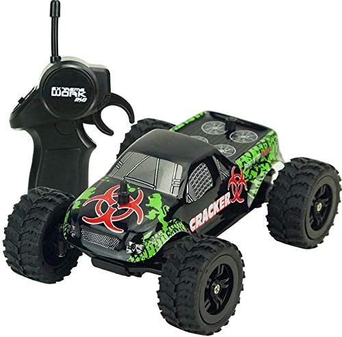 Year-end gift wangch 1:32 Mini New products, world's highest quality popular! Remote Control car with tire Anti-Co 2WD Rubber