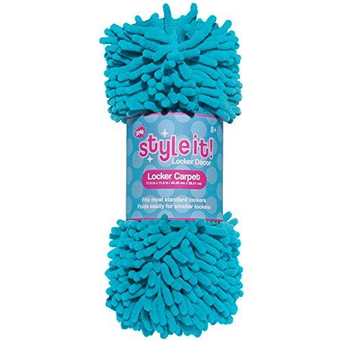 3C4G Locker Carpet, Turquoise