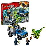 Lego Juniors Le Camion de Secours des Raptors 10757 (85 Pièces)