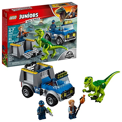 LEGO Juniors/4+ Jurassic World Raptor...