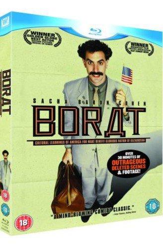 Borat BD [Reino Unido] [Blu-ray]