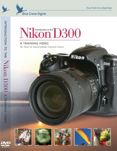 Introduction to the Nikon D300