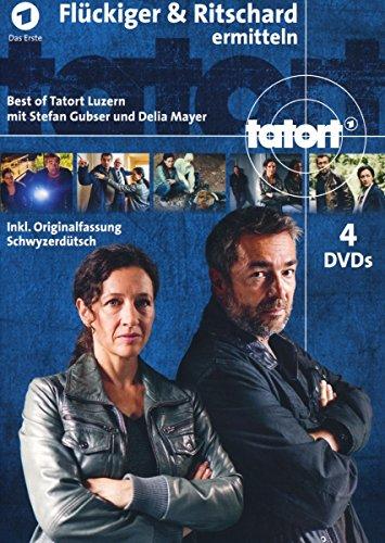 Luzern - Flückiger & Ritschard ermitteln (5 DVDs)