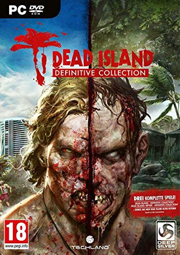 Dead Island Definitive Edition - PC (PEGI)