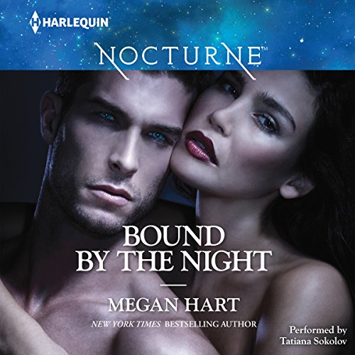 Bound by the Night audiobook cover art