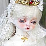 ZDD Hecho a Mano Delicado BJD Doll Articulaciones 1/4 SD Muñeca Cuerpo Manos Ropa Zapatos Conjunto B...