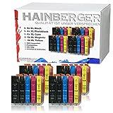 20x Hainberger XXL Patronen kompatibel zu Canon...
