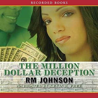 The Million Dollar Deception audiobook cover art
