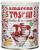 Toschi Toschi Amarena 1 paquet de 1000 grammes / qualité premium d'Italie / garniture italienne authentique. 1.00 kg 1000.00 ml