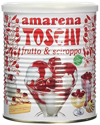 Amarena Toschi 1kg candite allo sciroppo per decorazione...