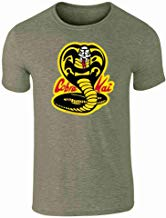 Cobra Kai Karate Kid Dojo Retro Martial Arts Short Sleeve T-Shirt