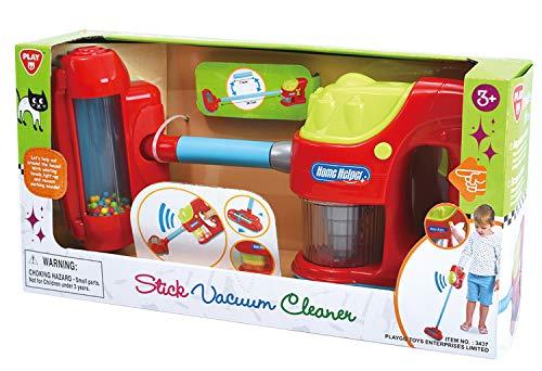 PlayGo Akku Handheld Kinder Stiel - Staubsauger mitwachsend