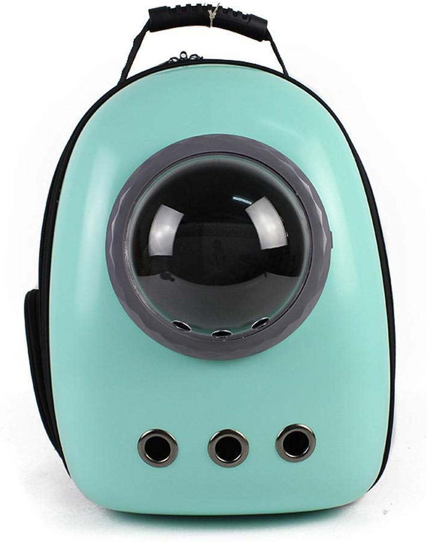 Maerye Space capsule Pet Backpack go out portable backpack cat bag dog bag pet transport bag suitable for 46 kg dog
