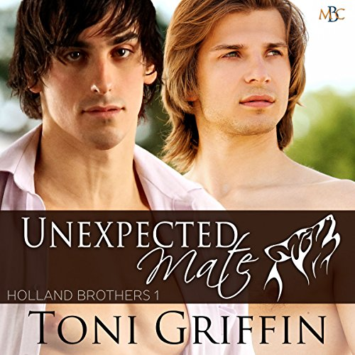Unexpected Mate audiobook cover art