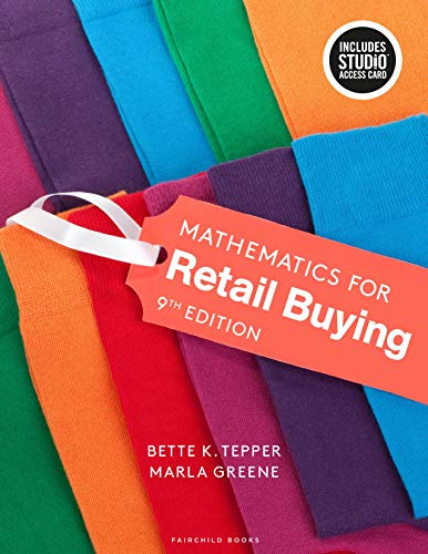 Mathematics for Retail Buying: Bundle Book + Studio Access Card