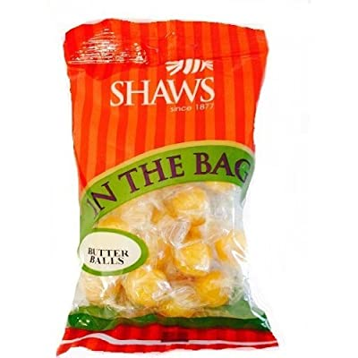 shaws in the bag butter balls 120g Shaws In The Bag Butter Balls 120g 51KJizw6KxL