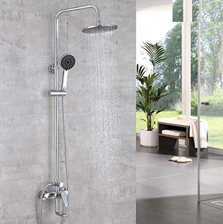 Dwthh Wand-Wasserfall-Dusche-Set Badezimmer Bad Bad Bad ...