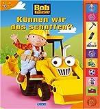 Chansonnier enfant avec son-moulure Bob le Bricoleur