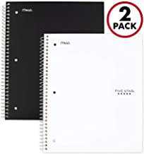 Best mead five star 1 subject notebook college ruled Reviews