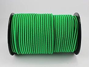 8mm Expanderseil 30m grün Gummiseil Planenseil Spannseil elast. Seil Plane door monoflex