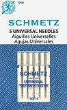 Lot 5 Schmetz Aiguilles Universelle Pour Machine à Coudre – 130/705 H 90/14