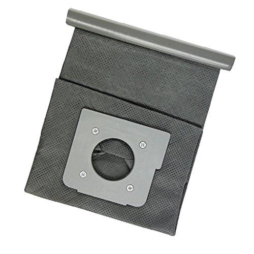 FLAMEER El Polvo del Aspirador Empaqueta La Bolsa De Filtro Lavable para El Alérgeno del Reemplazo De LG