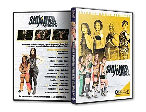 Shimmer - Woman Athletes - Volume 74 - Female Wrestling DVD