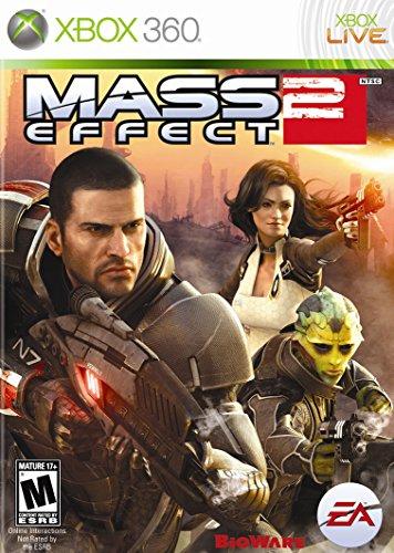 Microsoft Mass Effect 2, Xbox 360 Xbox 360 vídeo - Juego (Xbox 360, Xbox 360, Acción, Modo multijugador, M (Maduro), Soporte físico)