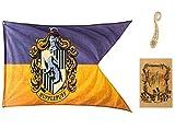 birthday decor for harry flag potter Wall Banner, gryffindor   hufflepuff   ravenclaw   Casa Slyther...