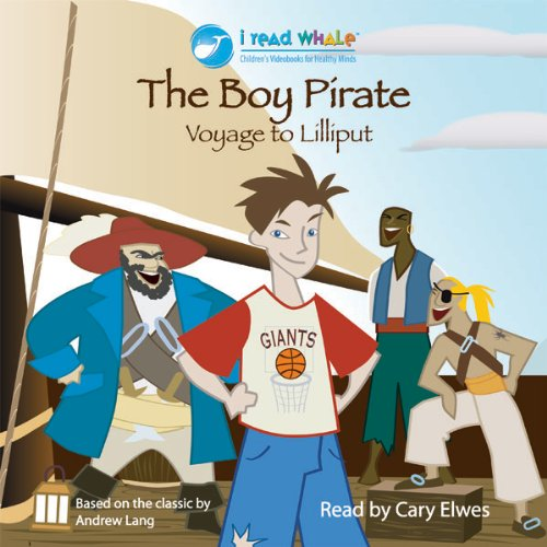 The Boy Pirate audiobook cover art